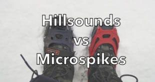 Hillsound Trail Crampon Ultra vs Kahtoola Microspikes