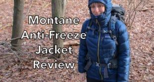 Montane Anti-Freeze Jacket review