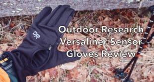 Outdoor Research Versaliner Sensor Gloves Review
