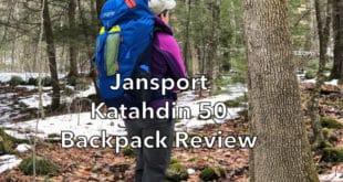 Jansport Katahdin 50 Backpack Review