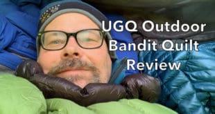 UGQ Outdoor Bandit Quilt Review