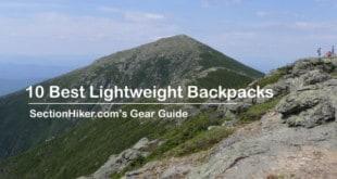 10 Best Lightweight Backpacking Backpacks