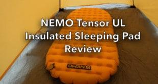 NEMO Tensor UL Insulated Sleeping Pad Review