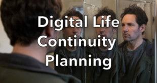 Digital Life Continuity Planning