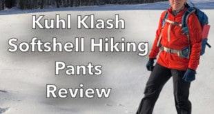 Kuhl Klash Softshell Hiking Pants Review