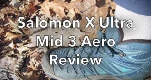 Salomon X Ultra Mid 3 Aero