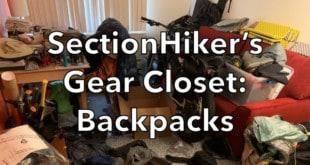 SectionHiker's Gear Closet: Backpacks