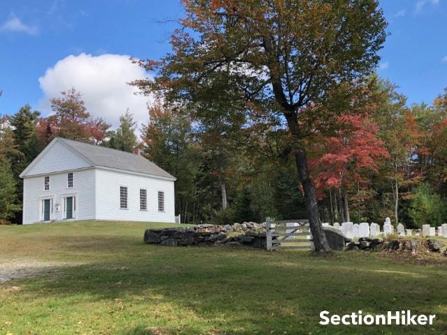 Seventh Day Adventist Church, town of Washington, NH