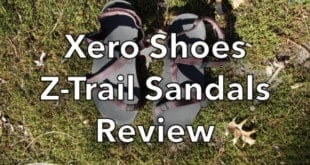 Xero Shoes Z-Trail Hiking Sandals Review