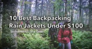 10 Best Backpacking Rain jackets under $100