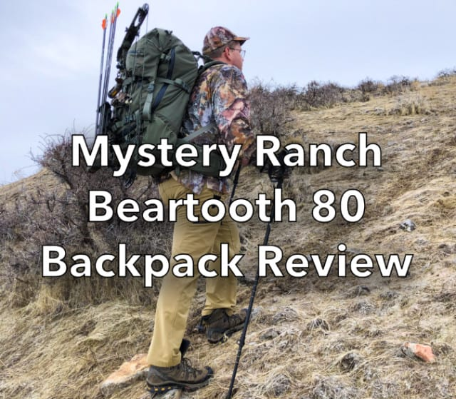 Mystery Ranch Beartooth 80 Backpack Review