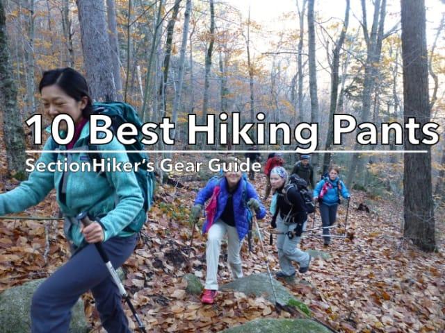 10 Best Hiking Pants