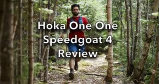 Hoka One One Speedgoat 4 Trail Runner Review