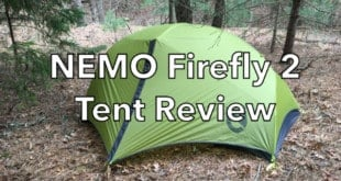 Nemo Firefly Tent Review