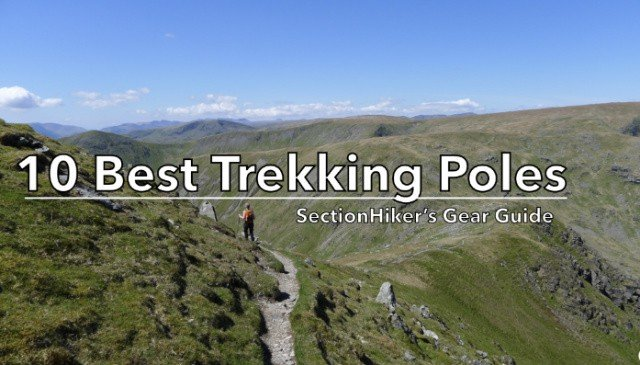 10 Best Trekking Poles for Hiking and Backpacking