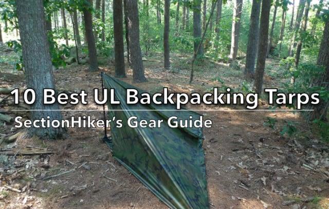 10 Best Ultralight Backpacking Tarps