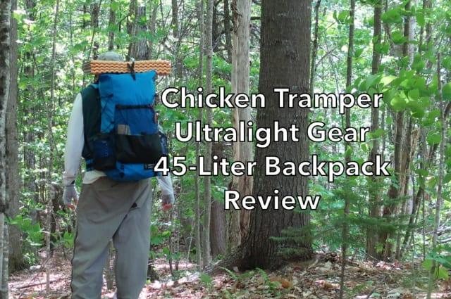Chicken Tramper 45 Liter Backpack Review