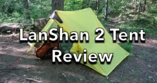 Lanshan 2 Tent Review