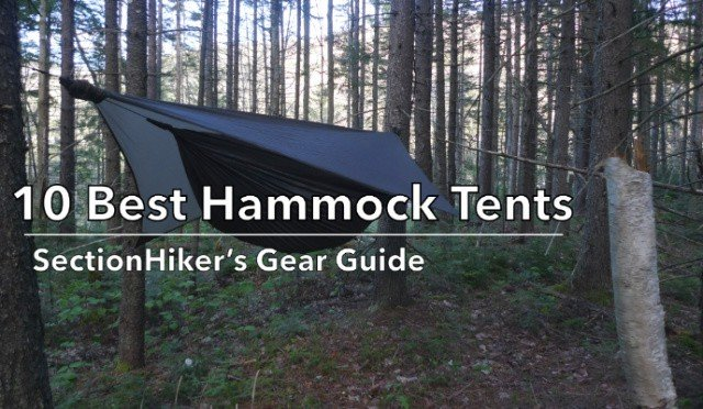 10 Best Hammock Tents for Backpacking and Camping