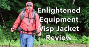 Enlightened Equipment Visp Rain Jacket Review