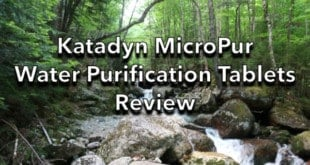 Katadyn MicroPur Water Purification Tablets Review