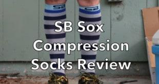 SB Sox Compression Sox Review