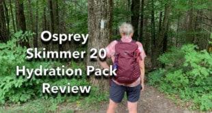 Osprey Skimmer 20 Backpack Review