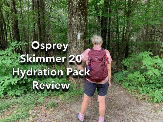 Osprey Skimmer 20 Womens Hiking Hydration Backpack