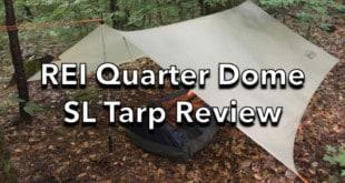 REI Quarter Dome SL Tarp Review