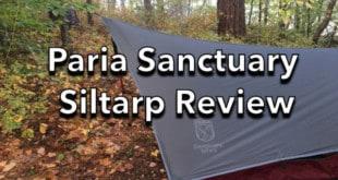 Paria Sanctuary Siltarp Review
