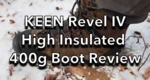 KEEN Revel IV High Winter Boot Review