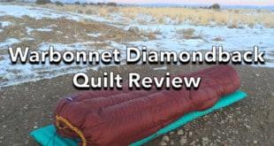 Warbonnet Diamondback Quilt Review