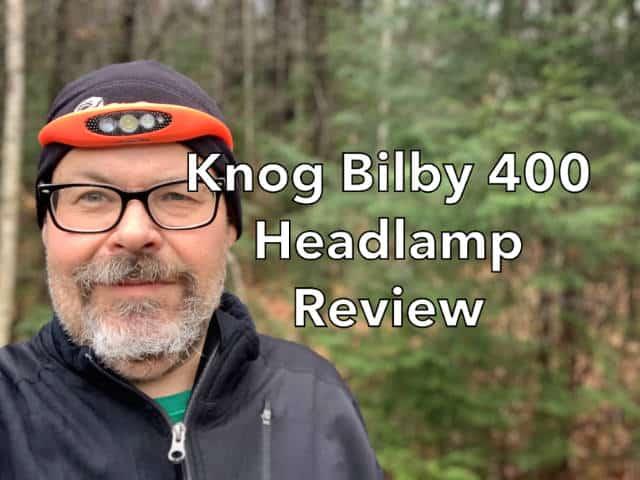 Knog Bilby 400 Headlamp Review