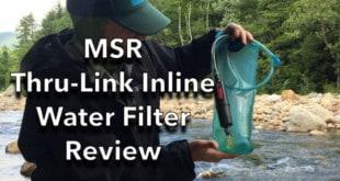 MSR Thru-Link Inline Filter Review