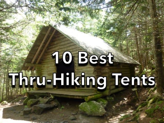 10 Best Thu-Hiking Tents