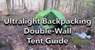Ultralight Backpacking Double Wall Tent Guide