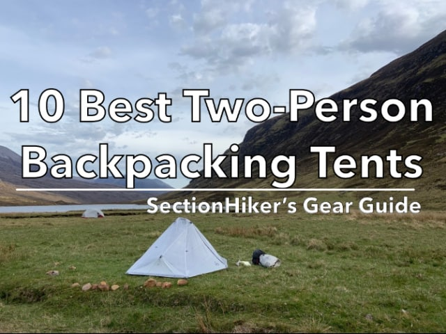 10 Best Two-Person Backpacking Tents