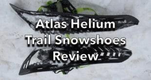 Atlas Helium Trail Snowshoes Review