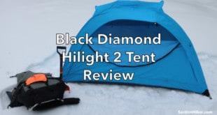 Black Diamond HiLight 2 Tent Review