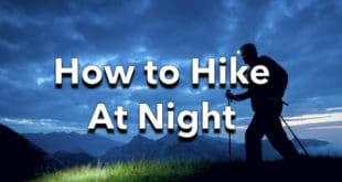 How to Hike at Night