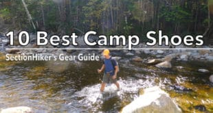 10 Best Camp Shoes and Stream Crossing Shoes