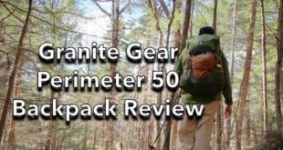 Granite Gear Perimeter 50 Backpack Review