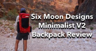 The Six Moon Designs Minimalist V2 Backpack Review