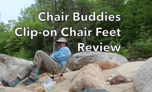 Chair Buddies Clip-on Chair Feet Review