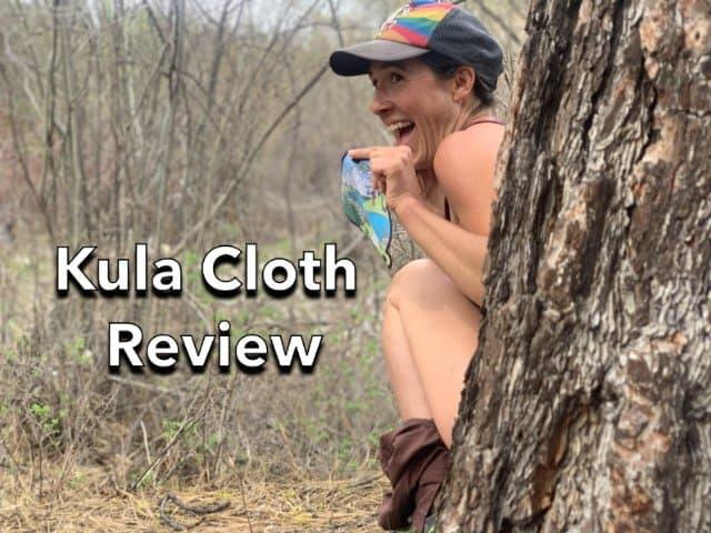 Kula Cloth Pee Rag Pee Cloth Review