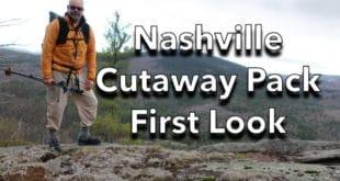 Nashville Cutaway Pack First Look