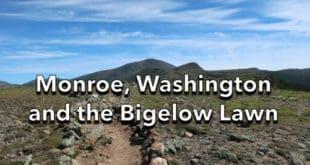 Climbing Monroe, Washington, and the Bigelow Lawn