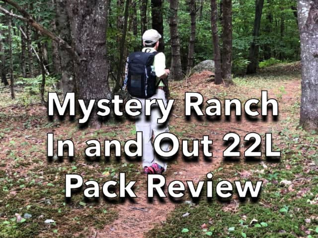 Mystery Ranch In and Out 22L Backpack Review