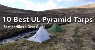10 Best Ultralight Pyramid Tarps