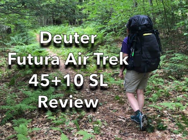 Deuter Futura Air Trek 45+10 SL Backpack Review